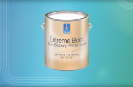 Sherwin-Williams Extreme Block Primer / Sealer